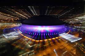 mercedes dome official wrestlemania goes to mercedes superdome