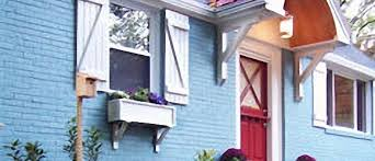 Curb Appeal Hgtv - perfect fit shutters on hgtv u0027s