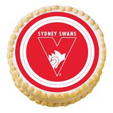 afl sydney swans red fox party supplies
