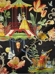 Coordinating Upholstery Fabric Collections Monkey Jars Fiesta Dena Home Fabric Beautiful Print From Fresh