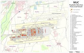 Seatac Terminal Map Munich Airport Wikiwand