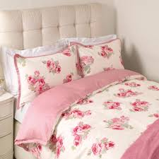 Laura Ashley Bedroom Furniture Collection Couture Rose Cotton Duvet Cover At Laura Ashley