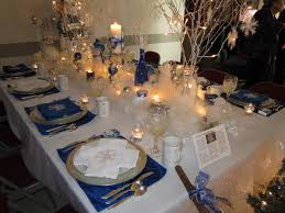 s luncheon table themes