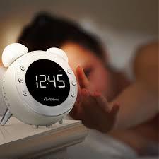 clock radio with night light electrohome retro alarm clock radio with motion activated night