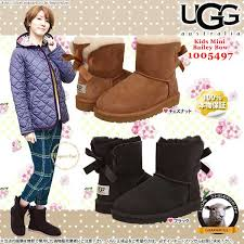 ugg mini bailey bow on sale importfan rakuten global market ugg ugg genuine ミ二