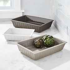 baking dishes set of 3 crate and barrel
