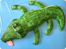 snooky doodle cakes crocodile cake