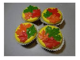 tutorial de como decorar cupcakes de thanksgiving how to decorate