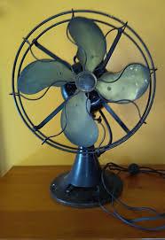 6 Inch Oscillating Desk Fan Emerson 12
