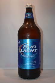 bud light bottle oz bud light 40oz bot domestic beer