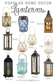 lanterns are wonderful home decor party and event elements check