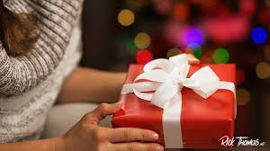 are you generous a theology of gift giving