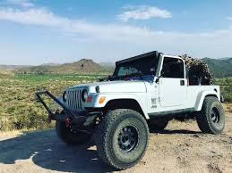 lj jeep lifted 2004 jeep wrangler unlimited lj for sale or trade in mesa arizona