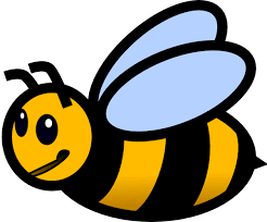 bee clipart small bee clipart