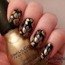 Easy Fall Nail Art Designs 2614 Best Nail Art Images On Pinterest Make Up Nail Stamping