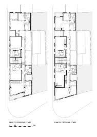housing floor plans gallery of social housing frédéric schlachet architecte 23