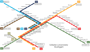 Maryland Metro Map by Stadtbahn Stuttgart Metro Map Germany