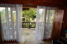 balcony curtain sliding doors with curtains to the balcony picture of cendana