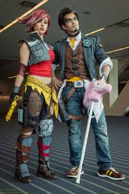 Borderlands 2 Halloween Costumes Lilith Handsome Jack Borderlands 2 Borderlands Cosplay