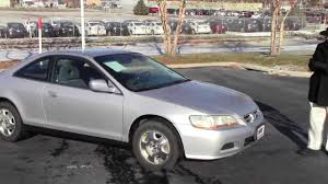01 honda accord coupe used 2001 honda accord lx v6 coupe for sale at honda cars of