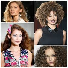 loose wavy and curly hairstyle trends for 2017 u2013 haircuts and