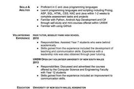 Resume Education Section All Resumes Education Section Resume Free Resume Cover And