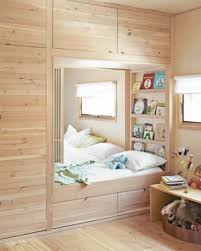Bunk Beds Built Into Wall Children S Rooms Built In Beds And Bunks Remodelista