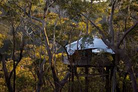 eight unusual places to spend the night in nsw