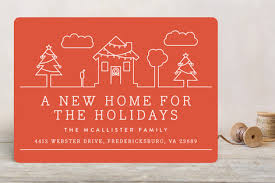 new home for the holidays cards by r minted