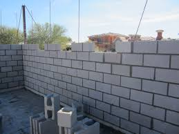 Building A Cinder Block House Darrin Gray Corp Masonry Division