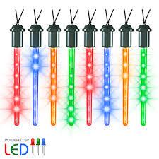 led shooting star lights shooting star range led light string tubed multi color