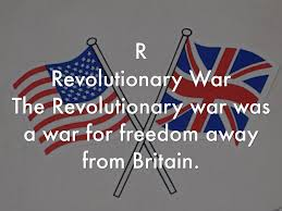 British Flag During Revolutionary War Abc Book By Ashley Madeyski