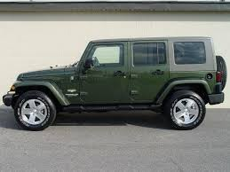 wrangler jeep green 2008 jeep wrangler unlimited sahara 4x2 jeep colors