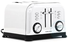 Morphy Richards Toaster Yellow Morphy Richards Toaster 44039 Appliances Online