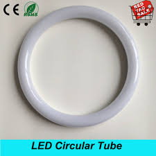 circular fluorescent light led replacement t9 led circular tube led tube g10q l for decorating led ring