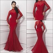elegant long sleeves red dresses other dresses dressesss