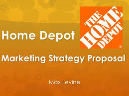 home depot marketing plan home depot marketing strategy