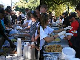 be a volunteer at 5th annual rock for hunger thanksgiving