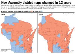 Florida Congressional Districts Map by Wisconsin Waits To Hear From Supreme Court On Political Maps