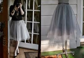 how to make tulle skirt popular diy crafts how to sew tulle skirt with crystals