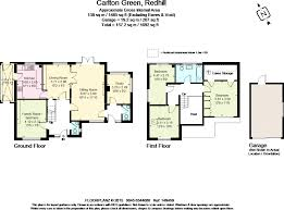Gatwick Airport Floor Plan by 4 Bedroom Detached House For Sale In Carlton Green Redhill