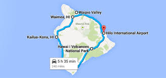 Hawaii Big Island Map Things To Do On The Big Island Of Hawaii Gemini Connect