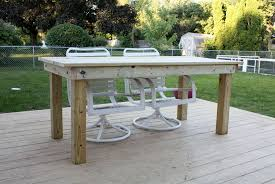 Cedar Patio Furniture Plans Cedar Patio Table Plans Free Home Design Ideas