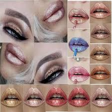 alibaba focallure focallure metal lipstick shimmer glitter lip gloss metallic matte