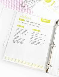 free printable recipe pages diy recipe book with free printable recipe binder kit