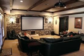 interior ideas for home interior design decoration small media room design ideas of