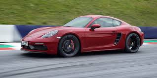 porsche stinger price 2018 porsche 718 gts pricing and specs photos 1 of 7
