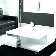 glossy white coffee table coffee table high gloss attractive high gloss white or grey color
