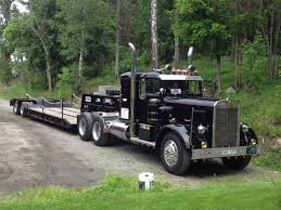kenworth mechanics trucks for sale hueyhirsute 1950 kenworth cd 521 with u002773 rogers lowboy