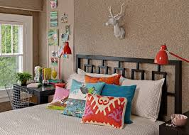 College Dorm Bedding Sets Eclectic College Dorm Bedding For Girls With West Elm Headboard